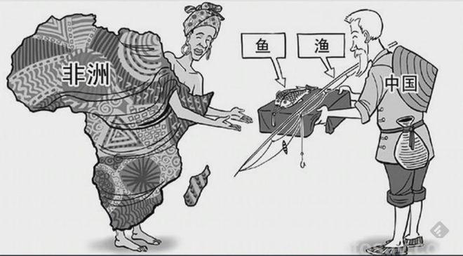 Підступи «китайського злодія» в Африці