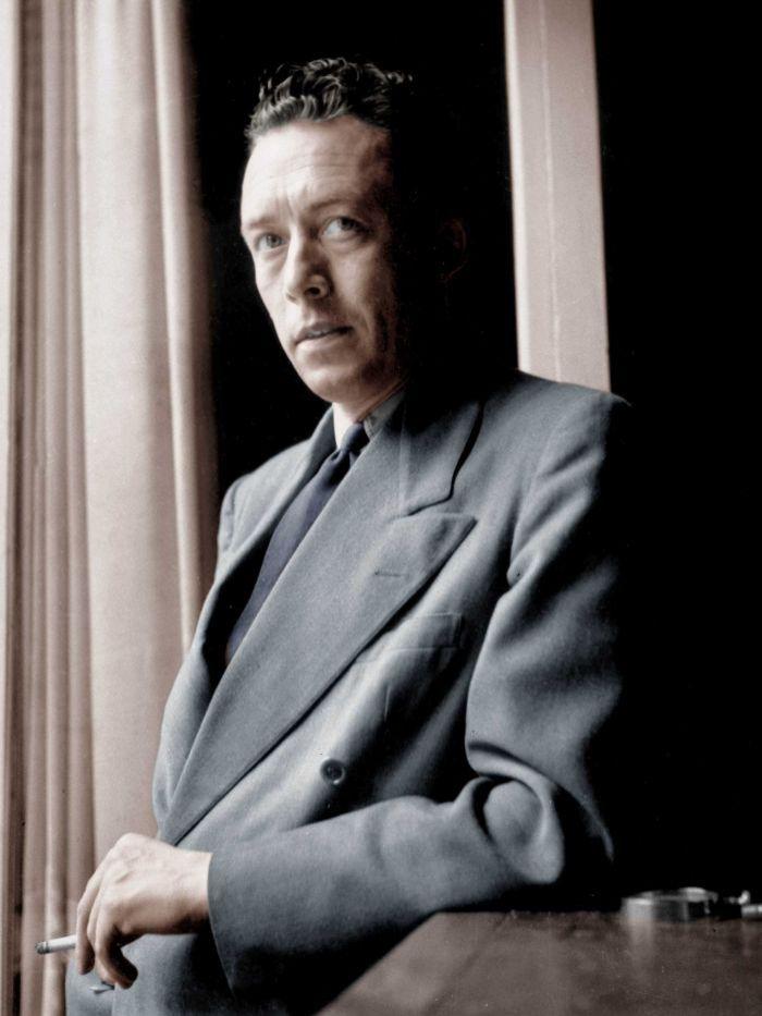 Альбер Камю (1913–1960). Фото зроблене 13 червня 1947 року. ® Gettyimages