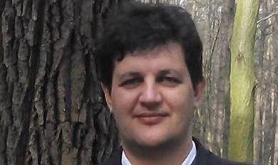 """Тарас Балда, редактор розділу """"Діаспора"""""""