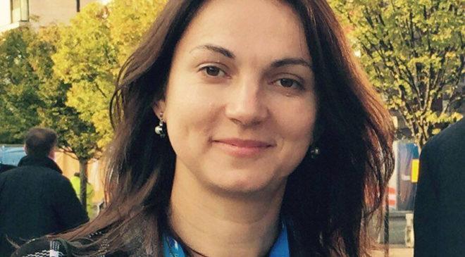 Ганна Гопко: «Оберігаймо власне світло»