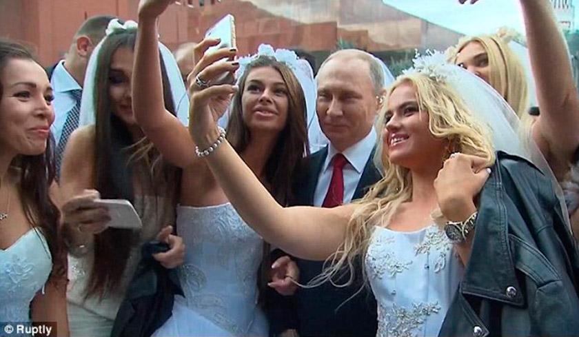 Путін як може використовує апробований Сталіним архетип «одруження з Росією».