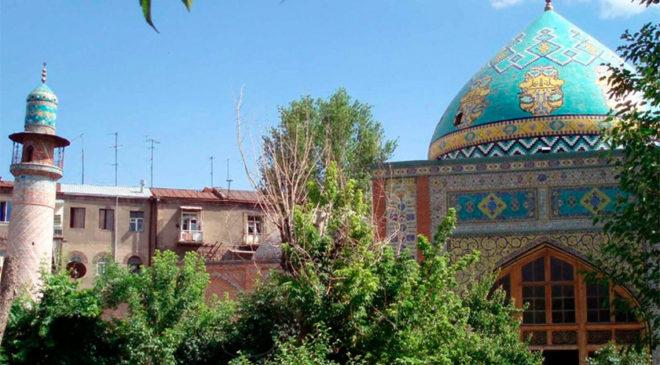 Голуба мечеть у Єревані XVII ст., свідок епохи Еріванського ханства