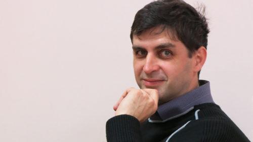 Ігор Полянський, редактор розділу «Наука і життя»