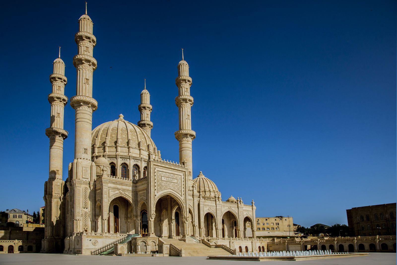 Мечеть Гейдара Алієва