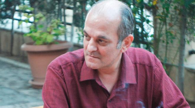 Салам Сарван: «Я не хотів би бути поетом. Це наче трапунок у моєму житті. Щось на кшталт того, як автомобіль збиває людину»