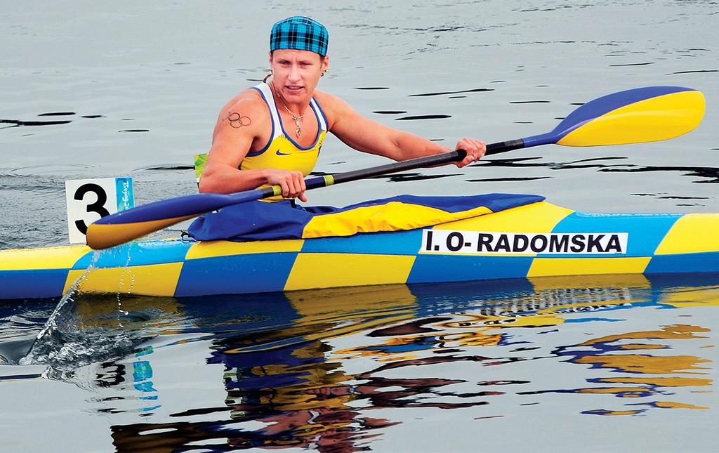 Інна Осипенко-Радомська