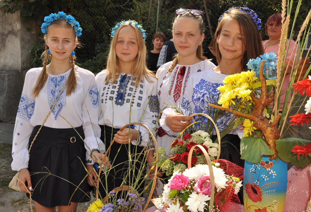 На святі вулиці Юліуша Словацького