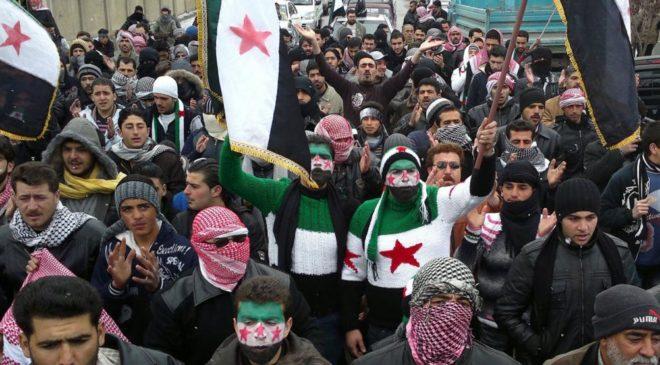 Сирійці протестують проти президента Сирії