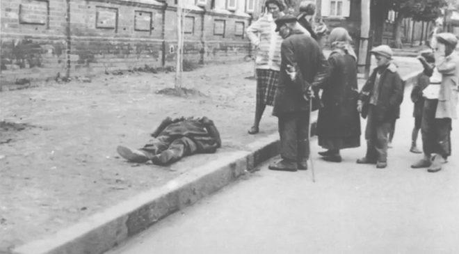 Жертви голоду. Харків