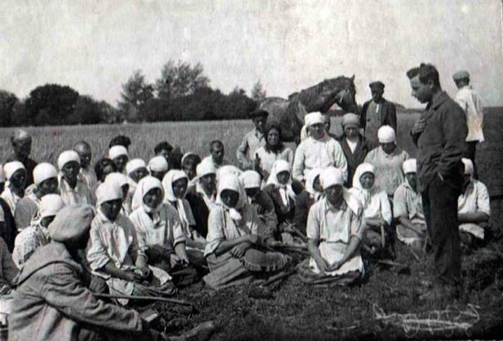 Село Диканька, 1934 р.