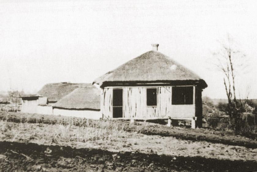 Вимерле від голоду село на Харківщині
