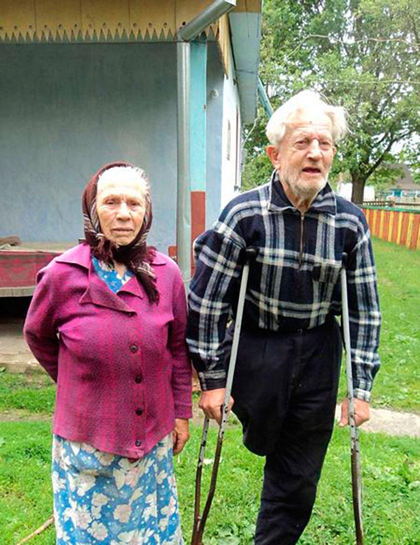 Сестра Анни Валентинович Ольга Любчик