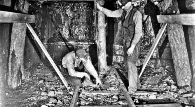Латтімер Майнз – типове шахтарське містечко