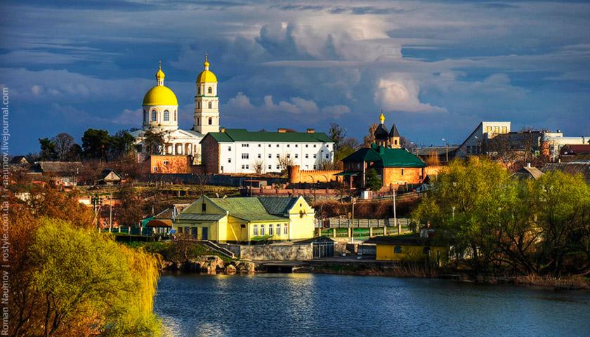 Місто над Россю: шлях крізь віки