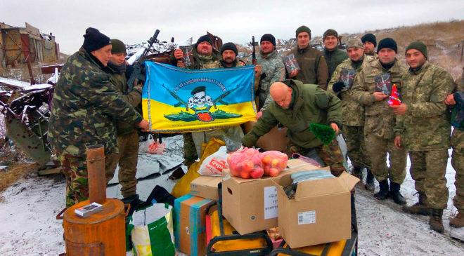 Білоцерківська волонтерська група