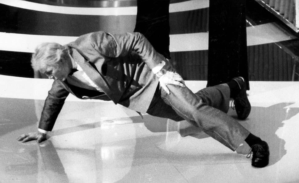 На врученні Оскара 73-річний Джек Пеленс вразив публіку