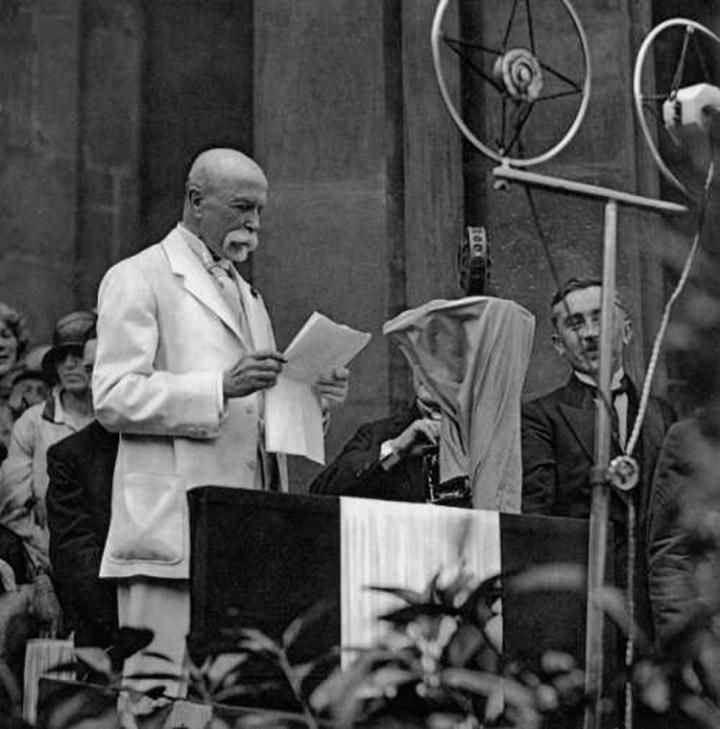 Перший президент Чехословаччини Томаш Масарик