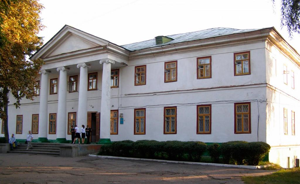 Палац Браницьких у центрі міста