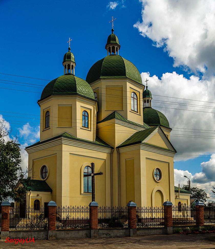 Церква Собору Пресвятої Богородиці