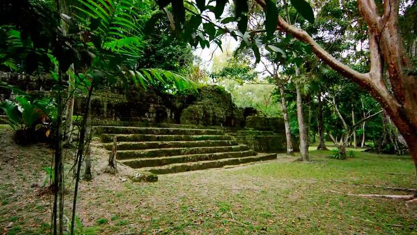 Покинуті міста майя