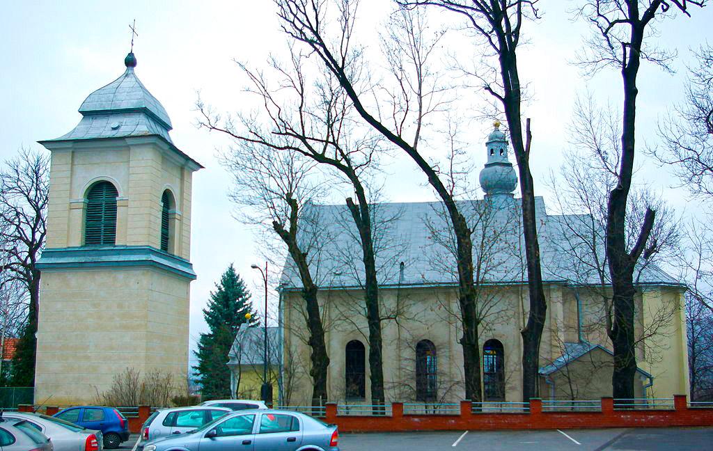 Собор Святої Трійці в Сяноку