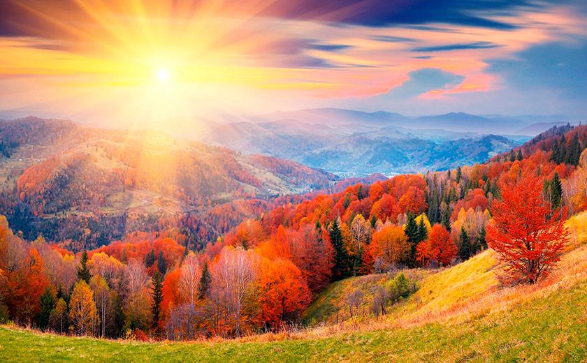 Закарпаття вражає красою