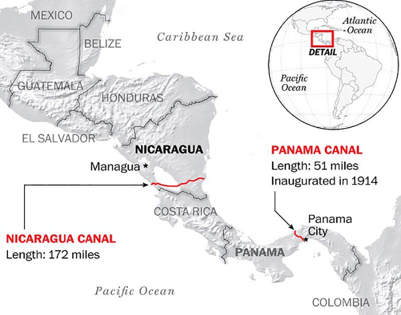 Проект нікараґуанського каналу