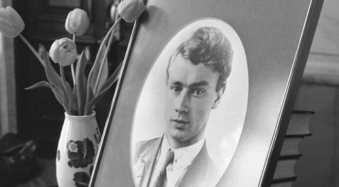 Портрет Ольжича
