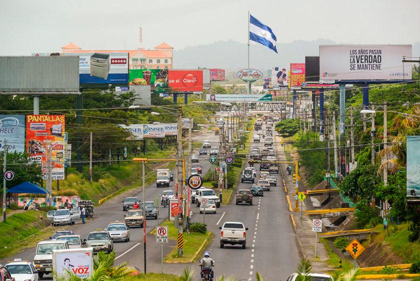 Столиця країни Манаґуа