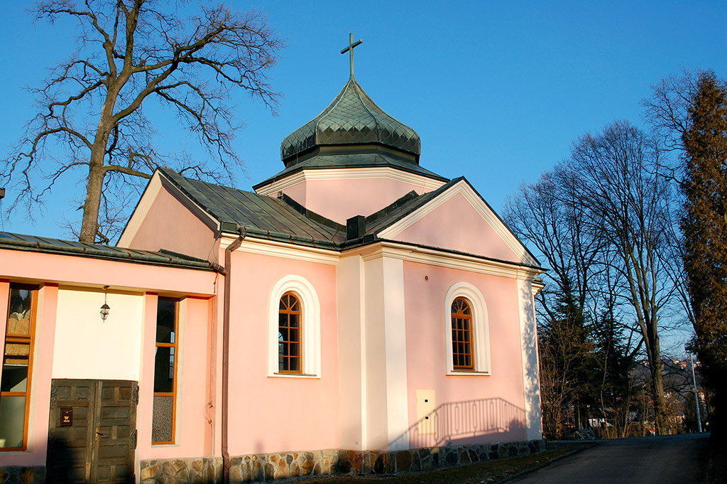 Греко-католицька церква св. Дмитра в Сяноку