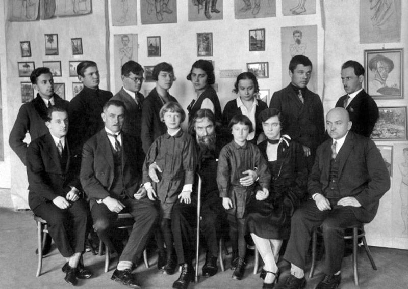 Мистецька школа Олекси Новаківського