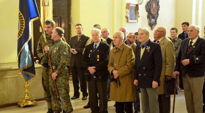 Відзначення 72-ї річниці створення дивізії