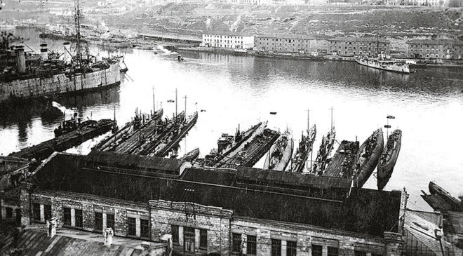 Севастополь, флот