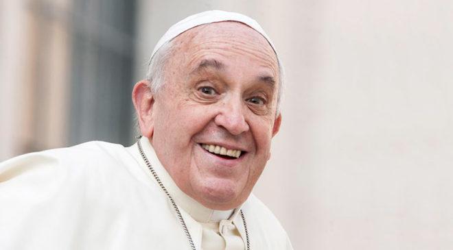 Святіший Отець Франциск: «Бог дав мені добрий гумор»
