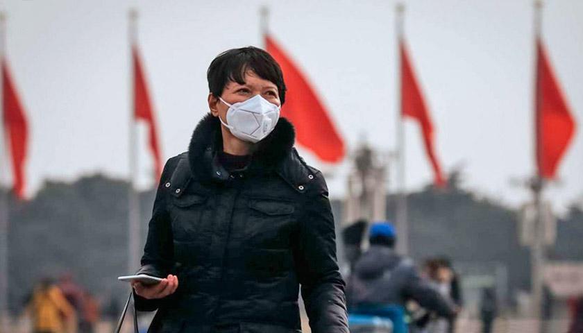 Повітряний апокаліпсис у Китаї