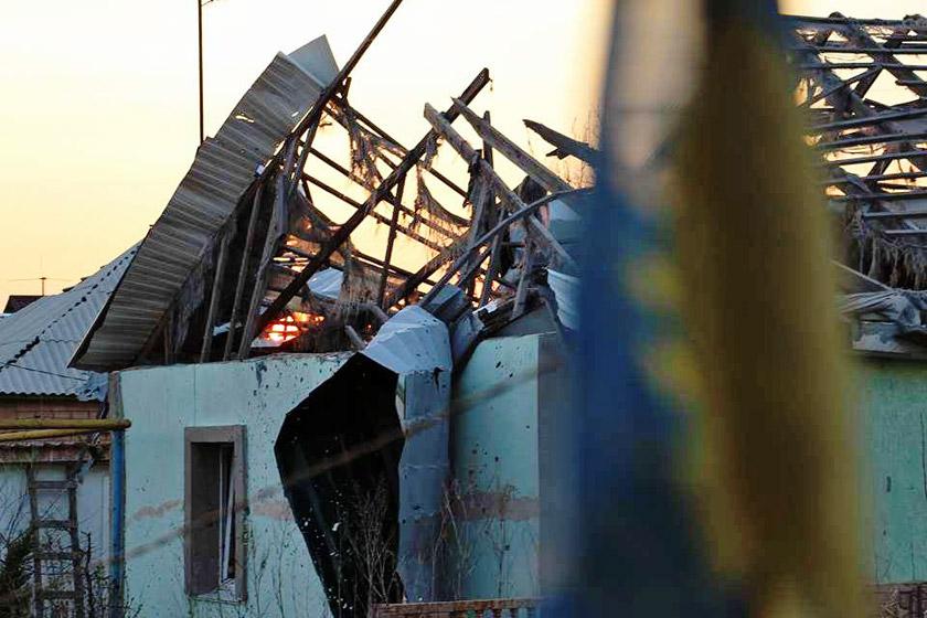 Будинки-привиди Станиці Луганської