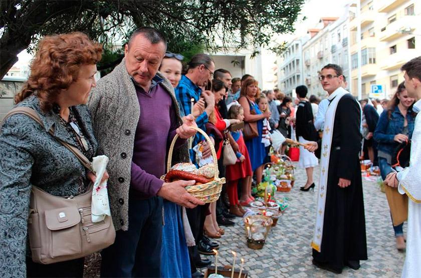 Український Великдень у Лісабоні