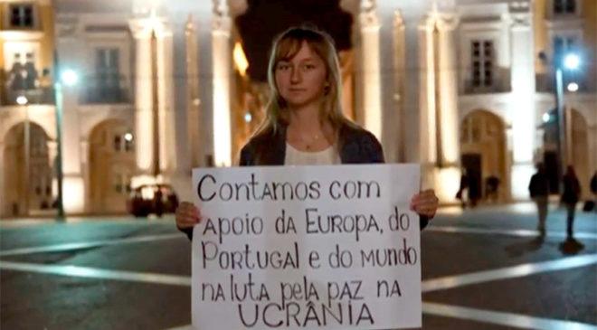 АКЦІЯ «STOP PUTIN'S WAR IN UKRAINE»