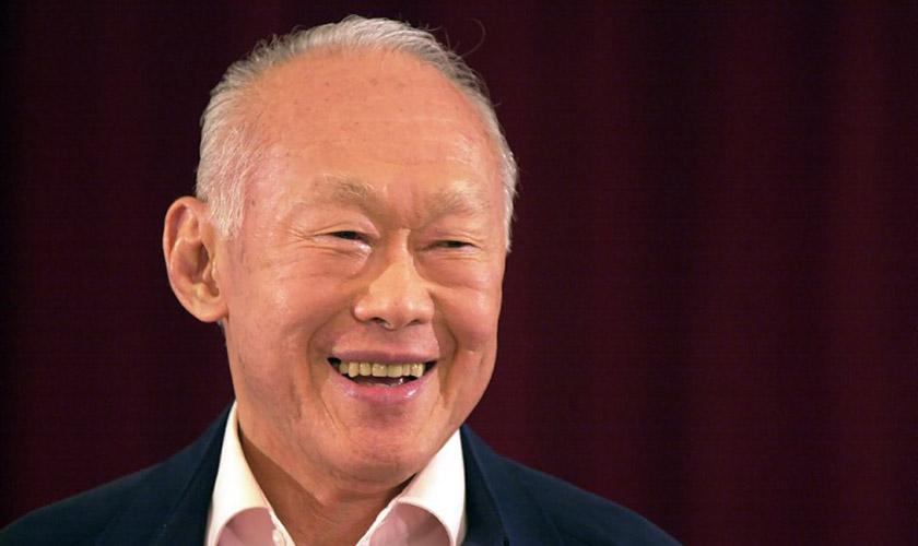 Лі Куан Ю, перший прем'єр-міністр Республіки Сингапур