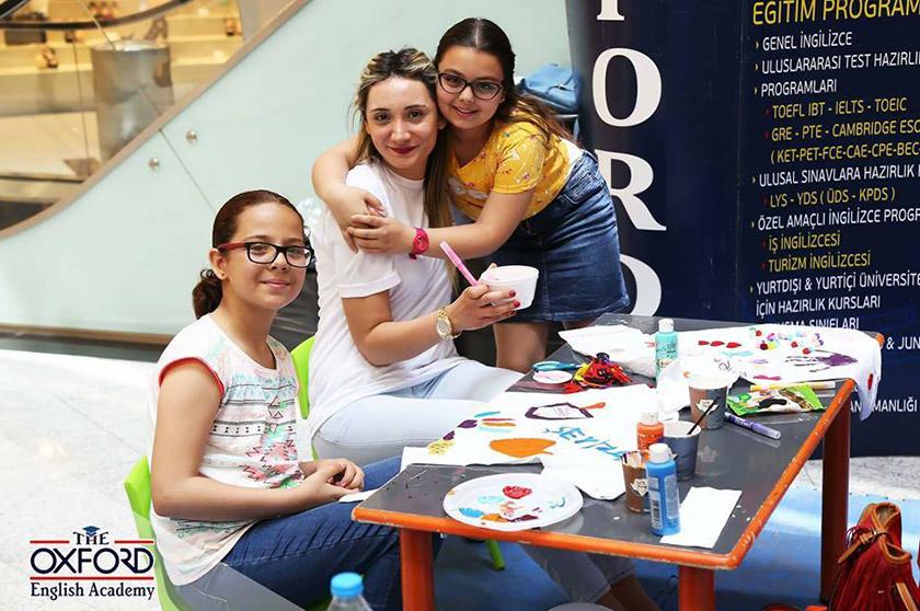 Гізем та її студентки