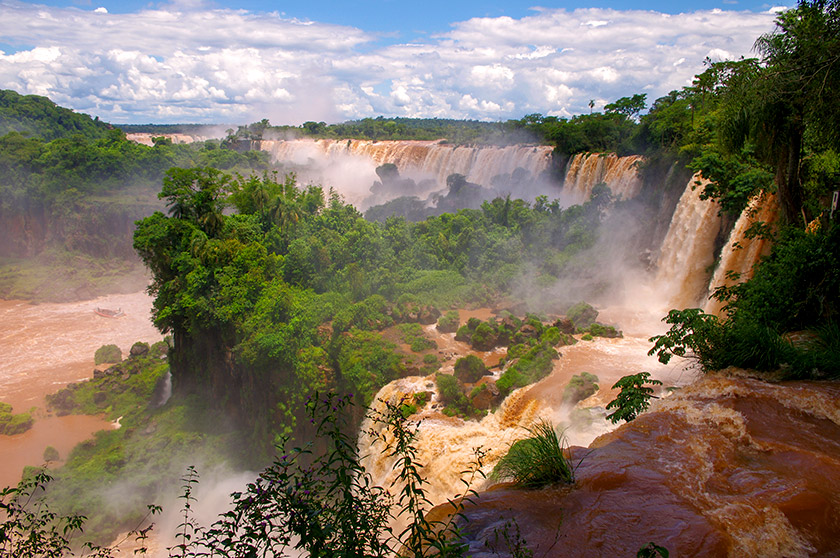 Водоспад Іґуасу (Аргентина)
