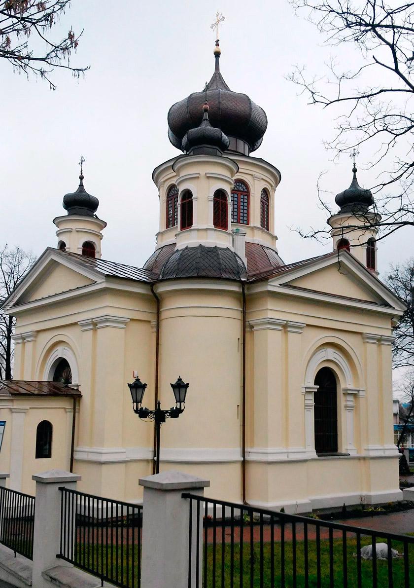 Православна церква Св. Іоанна Богослова