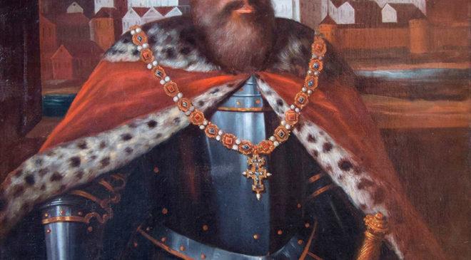 Портрет короля Лева Даниловича