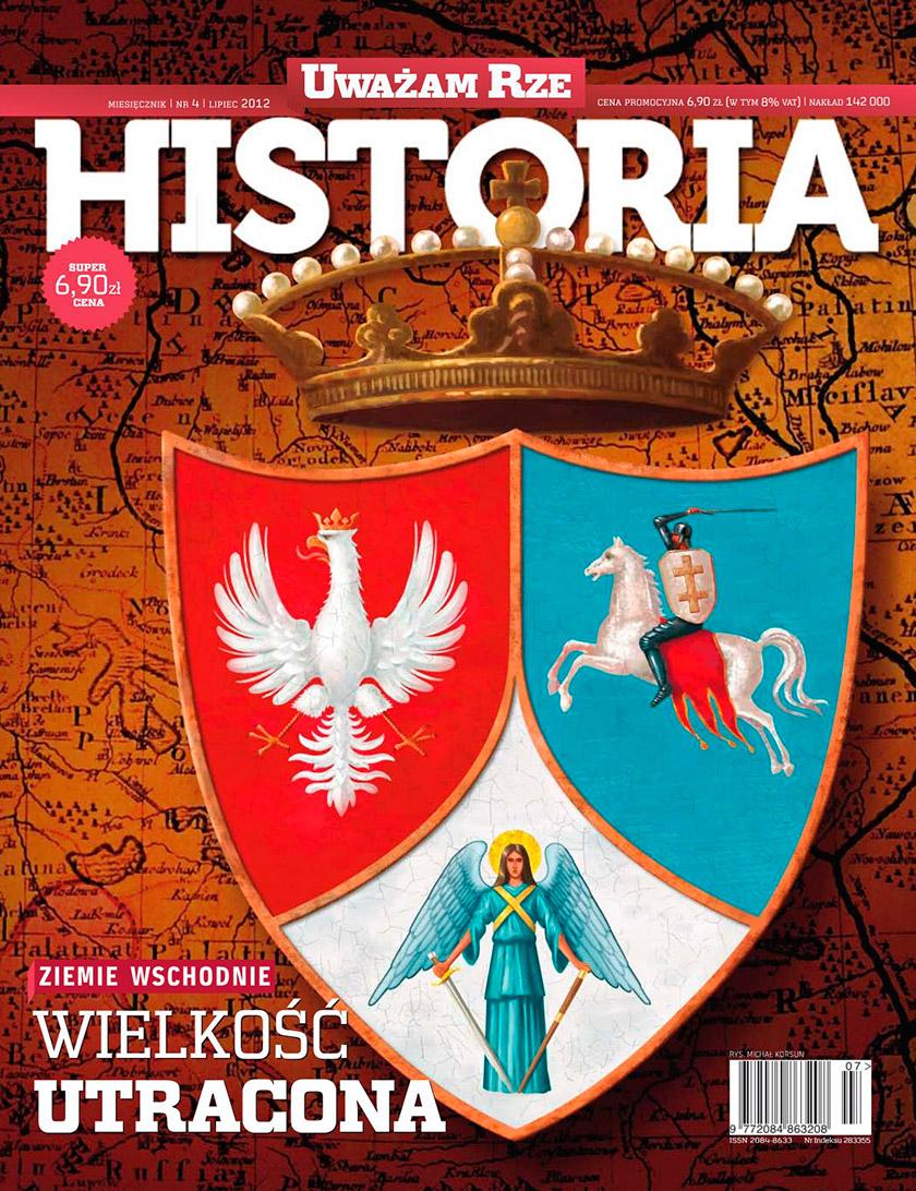 Липневе число журналу «Uważam Rze. Historia»