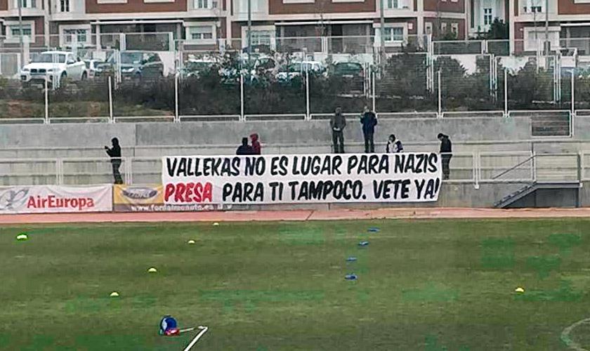 Знаменитий банер на стадіоні