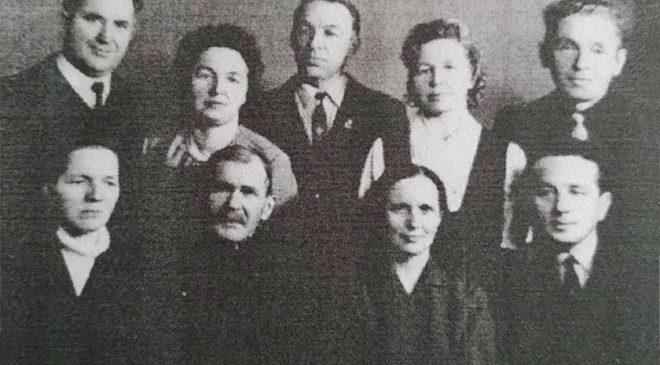 Сім'я Демчин