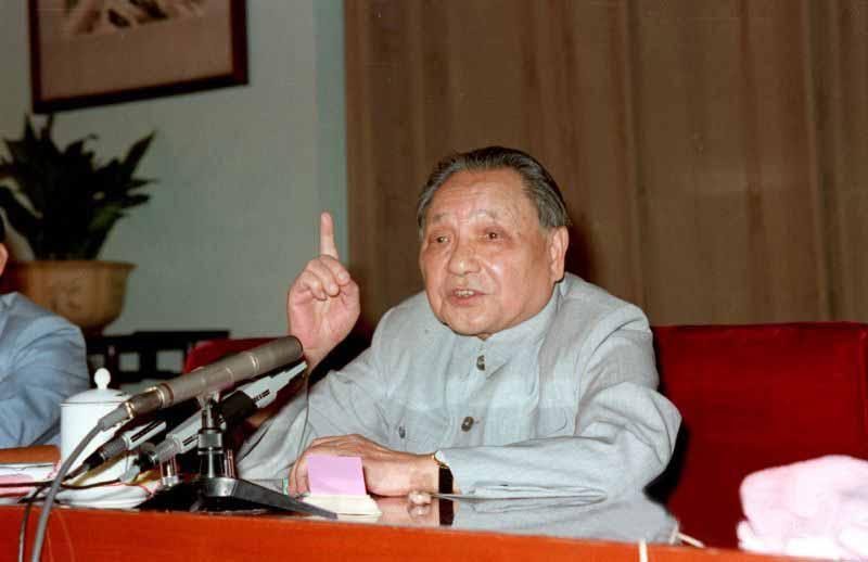 Ден Сяопін залишив настанови майбутнім лідерам