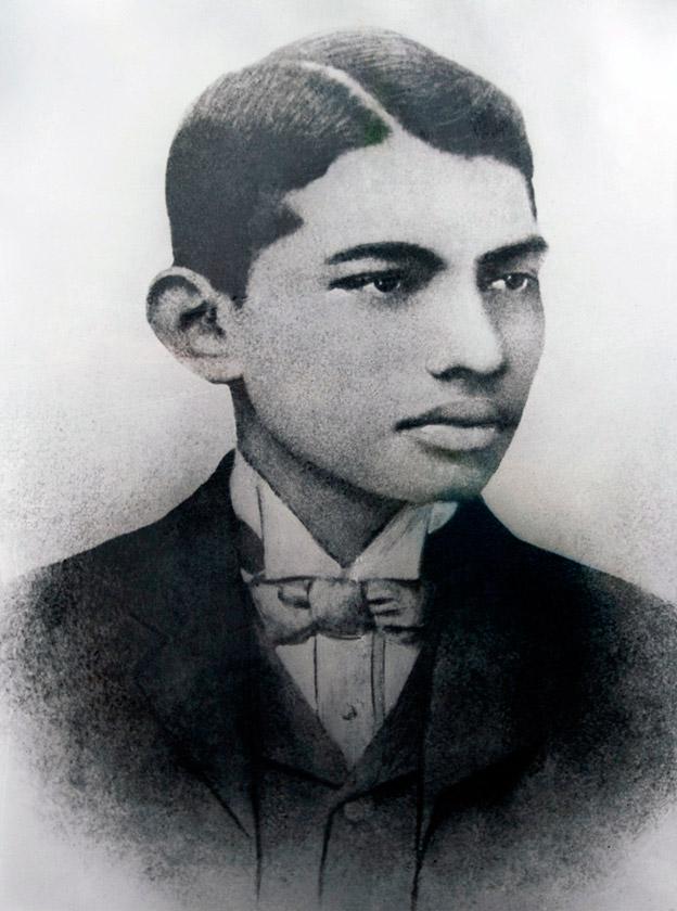 Могандас Ганді – студент права в Лондоні