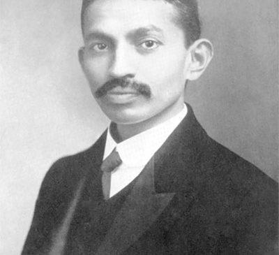 Ганді в Лондоні