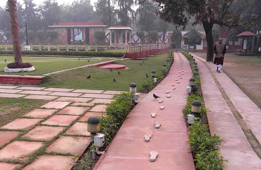 Останній шлях Ганді